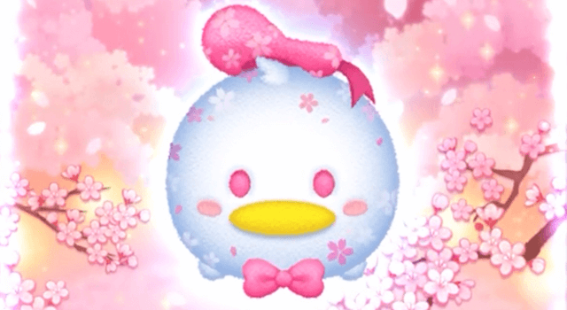 【ツムスタ】桜ドナルドの入手方法とスキルや特徴